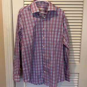 Peter Millar Shirt- Size Large